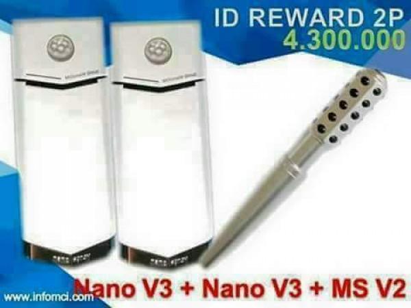 NanoSpray 3