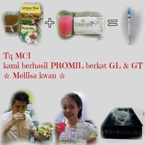 glucola green tea