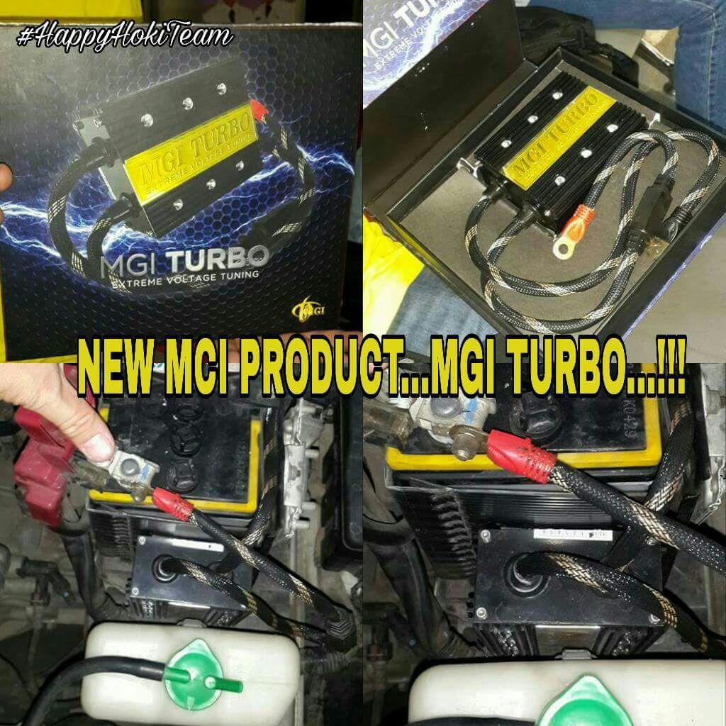 New produk MGI Turbo