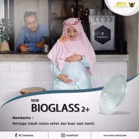 Bioglass, hamil