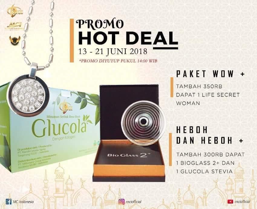 Promo hot deal, Promo Lebaran, paket murah