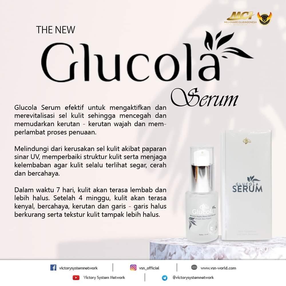 GLUCOLA SERUM