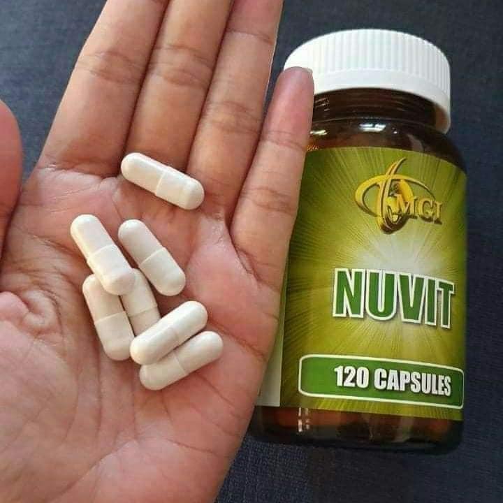 NUVIT 120 CAPSULES