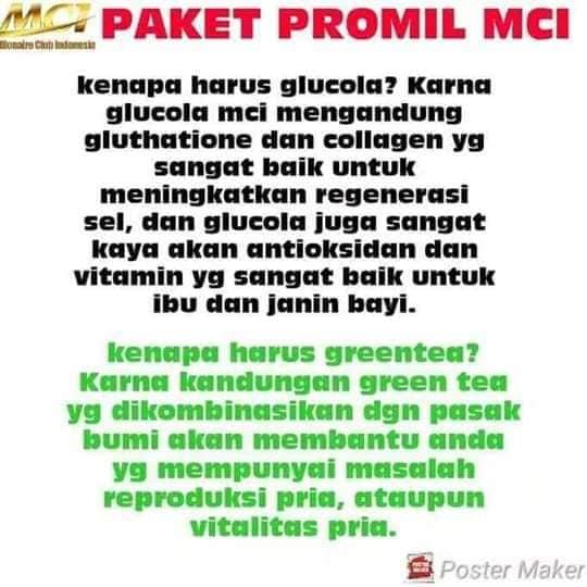 PAKET PROMIL MCI GLUCOLA