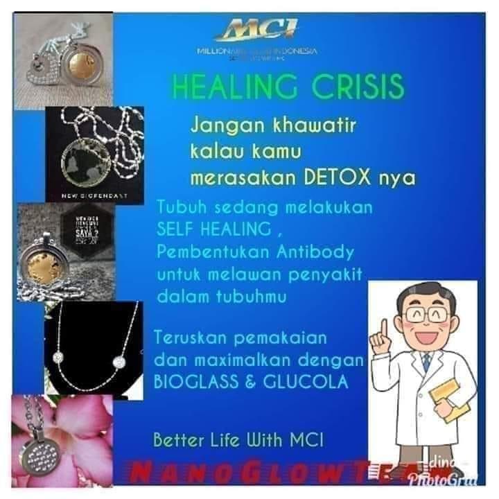 SELF HEALING MCI