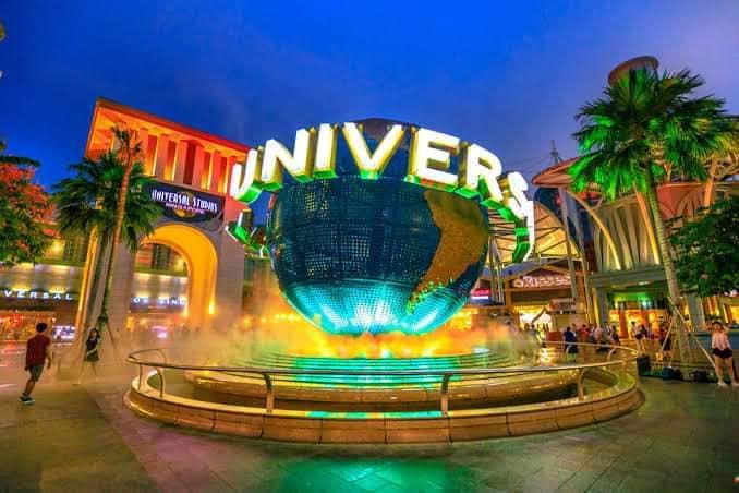 Universal studio singapura trip gratis MCI