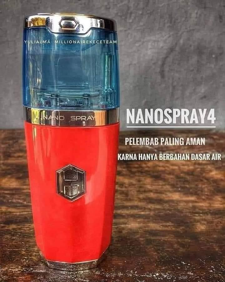 NANO SPRAY 4