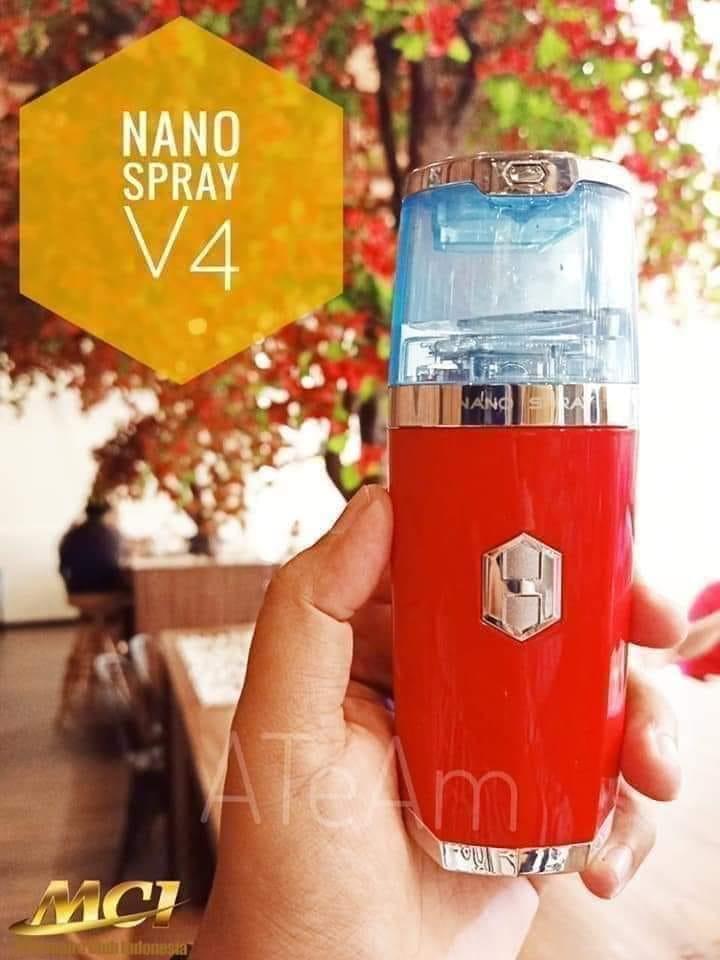 NANO SPRAY MCI V4