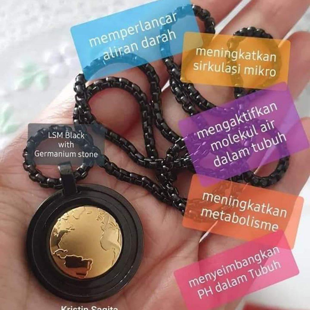 MANFAAT LSM BLACK GOLD
