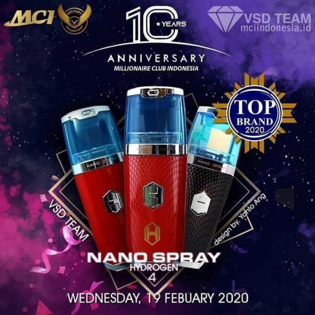 nano spray top brand