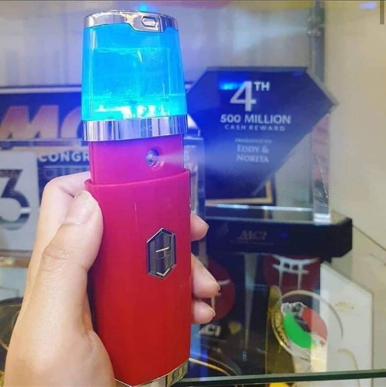 nano spray v4