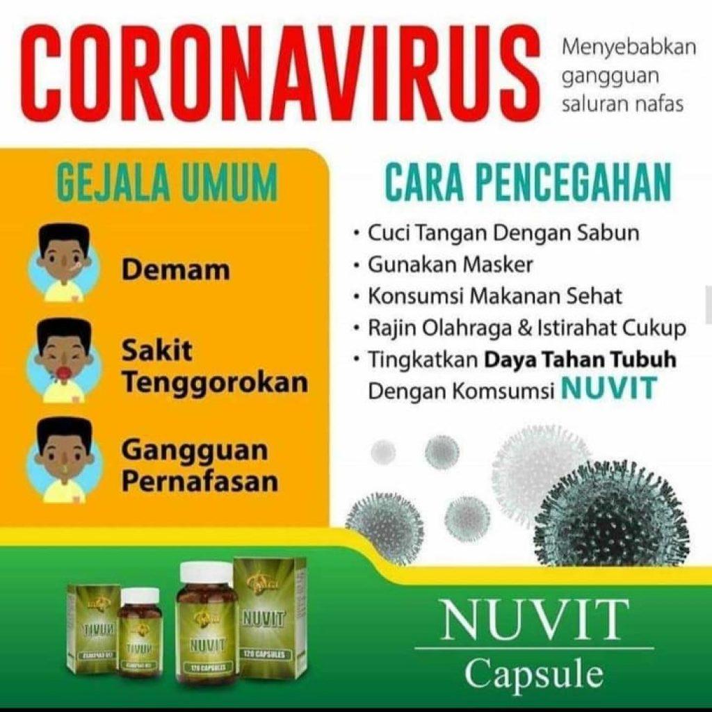 nuvit corona virus